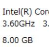 デスクトップPCのメモリを8GB増設し16GBにしてみました