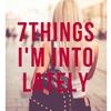 【2017年秋】私が今ハマっている7つのこと