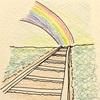 近づく虹  小学校の思ひで