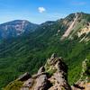 「にゅう」の表記ゆれを集める山旅:北八ヶ岳のニュウから稲子岳を歩いてきた