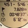 【マラソン日記】20kmペース走でサブスリーへの課題発見!