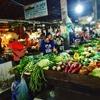 オールドマーケット【The Old Market】へサイクリング - 夕日の旅・前編 - @シェムリアップ DAY1 【Vol.3】
