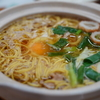 高知県須崎といえば橋本食堂の鍋焼きラーメン!大量に入ってる親鶏がまた最高!