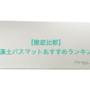 【徹底比較】夏に最適!Amazonで買える珪藻土バスマットおすすめランキング!【日本製・国産あり】