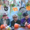【NCT】ハロウィンブイライブ頑張ってくれたメンバー5人のセルカ!か、かわいい・・・