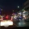 【長岡市】長岡の街中を通ったら、イルミネーションをしていました!