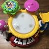 ドラムが楽しい!マジカルバンドは1歳の子のプレゼントに最適なのでレビュー