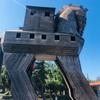 DAY141〜143 ゆったりと時間が流れるトロイの木馬の都市・チャナッカレ・トルコ🇹🇷
