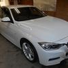 BMW 3シリーズ ガラスコーティング施工