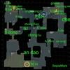 【中国語版】DUST2 MAP名称