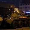 ウラジオストクで軍事パレードの予行練習に行ってきた