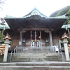 西叶神社(横須賀市/西浦賀)の見どころと御朱印