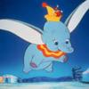 ディスニー・アニメ「ダンボ」(1941、日本公開1954)を見る。