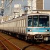 12/10撮影[2]- 東京メトロ東西線(07系/ 05系未更新?)