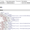 Firefoxの動作が重いときは、「about:memory」画面で軽く出来ます