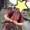 魚釣り体験しました!