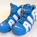 【モアテン水色】NIKE  AIR MORE UPTEMPO '96 UNIVERSITY BLUE【購入レビュー】