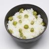 1月の食の歳時記:えんどう豆のお豆さんご飯