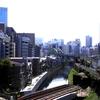 この風景を見ると都会はわくわくするなと思う