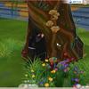 シムズ4プレイ記:014.釣りの為に不思議な木を探索!