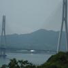 美しい瀬戸内海 しまなみ海道 西瀬戸自動車道 瀬戸大橋