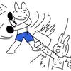 これがお勧め!初めてのキックミット!空手・キックボクシングの練習に役立つ!