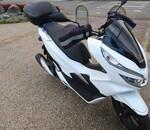 バイク用スマホホルダーをPCXに装着!セットの仕方、適応機種詳細