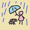 【梅雨】雨の日の親切は沁みる