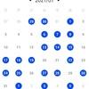 アラフィフの筋トレ記録2021(自宅トレ、自重トレ、筋トレ動画)