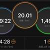 【ラン日記】30kmLT走に挑んでみましたが…