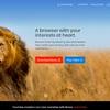 総額100万ドル!広告ブロック機能搭載の爆速ブラウザ「Brave」が無料でBATトークンを配布中!