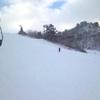 久しぶりのスキー。軽量タイプのヘルメットを購入しました