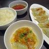 くるみ屋dining@八幡山の「水餃子付き焼餃子定食」で、至福の昼下がり