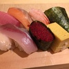 宝田水産のお寿司