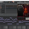 SONAR初見勢による「Cakewalk by BandLab」での曲作り Part.4 ドラム、ベース、ストリングスを打ち込む