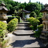 鹿教湯温泉 天龍寺は美しい