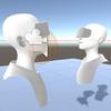 【Unity】OculusAvatar触る【Quest】