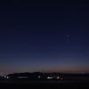 夜半の明星