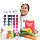 色と食の教室 diaria◎