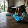 いるか子ども自然学校2018、8/20.21 いるか室内キャンプ