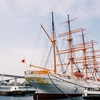 海の貴婦人「海王丸」2(富山県射水市)