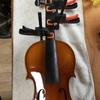 バイオリンの修理2 毛替えと本体