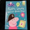 Peppa Pigの英語絵本を150円でゲット。Amazonはたまにビックリするほど安い掘り出し物があります。