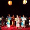 7月27日東戸塚前田町夏祭りで演奏しました