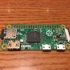 Raspberry Pi Zero w(2) 初期設定:HDMIディスプレイを使わずに外付け無線ルーターだけで簡単にSSH接続する(Raspbian) (Zeroも共通)