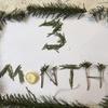 3ヶ月とチーズハンバーグ