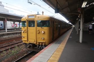 JR九州ステーションホテル小倉宿泊と特急列車空白区間(小倉10:11→新山口12:20)特急列車日本縦断4