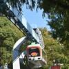 上野のモノレールが運行休止