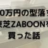 5万円台の洗濯機を買うつもりだったけど10万円の型落ち東芝ZABOONを買った話