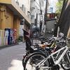 7月29日(木)高田馬場での取材と、昼食の台湾まぜそば。